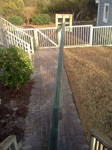backyard platform